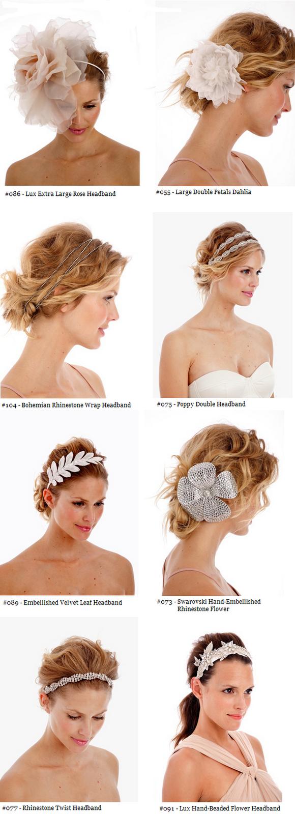 Untamed Petals, Hair Pieces, Floral Pieces, Sparkly Headbands | hair ...