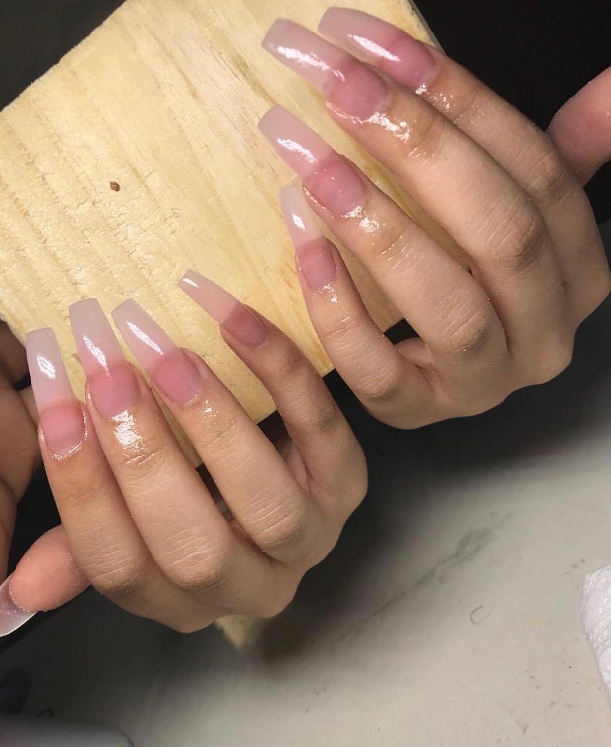 Pin by B R I T T N E Y on Fabulous Nails ♡ | Long acrylic nails, Pretty nails, Cute nails