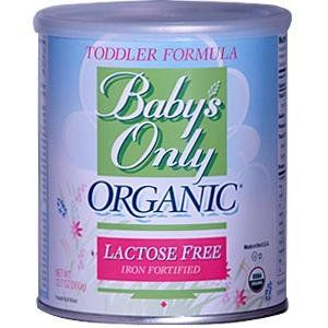 15 37 15 32 Baby Baby S Only Toddler Formula Lactose Free Organic 12 7 Ounce Can Baby S Only Organic Lac Organic Dairy Organic Baby Formula Baby Formula