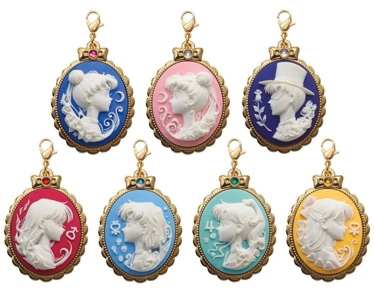 Pretty Soldier Sailor Moon Moon prism Mascot Charm Sailor Venus
