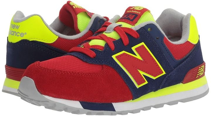 dbee8bd7dd New Balance Kids - KL574v1 Boys Shoes #newbalance #sneakers #shoes ...