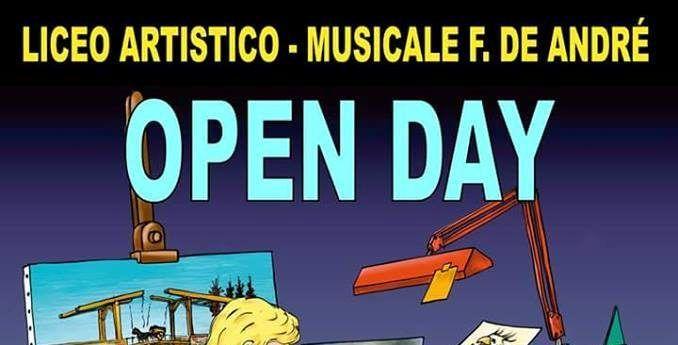 Tempio+Pausania,+Open+Day+del+Liceo+Artistico+De+Andrè:+spostato+al+giorno+27+gennaio.