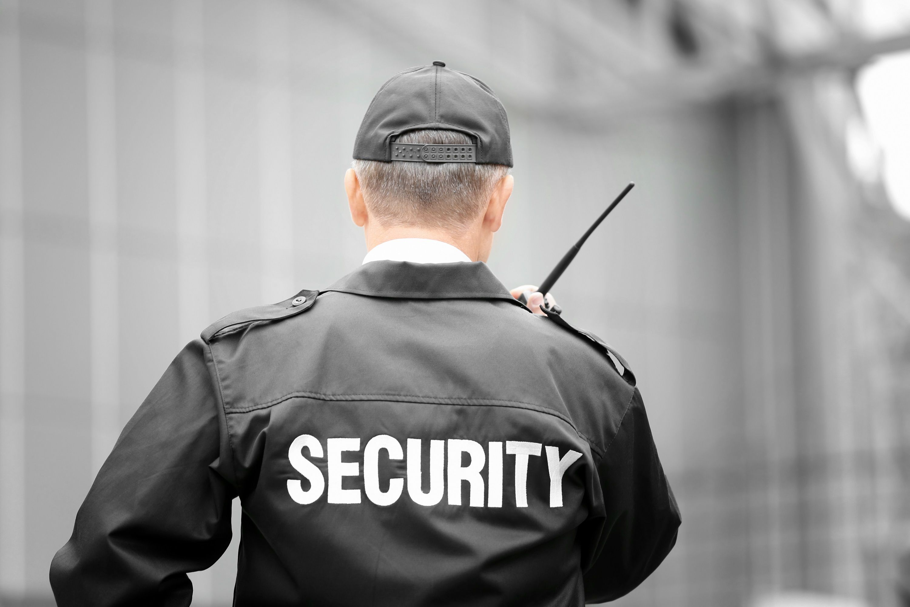 Find a security company that has great leadership and the