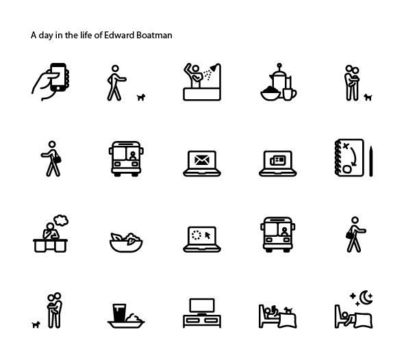 CLASS: Illustrate Your Day: An Intro to Symbol Design