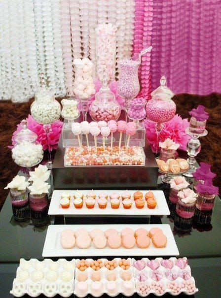 twxcaqsyfh4 candy buffet in 2019 pink candy buffet wedding rh pinterest com