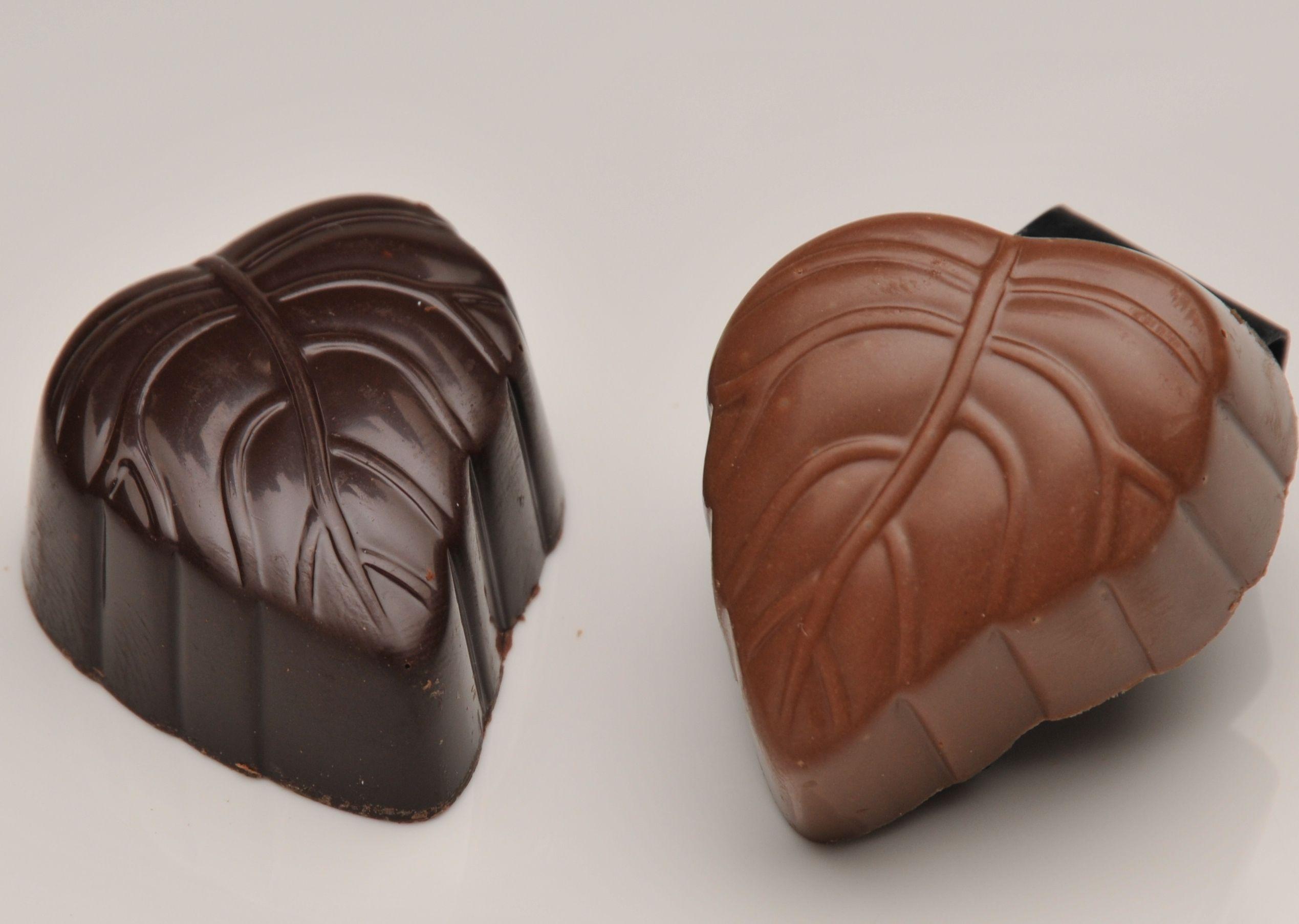 Bladje - Rich, Silky smooth chocolate ganache.