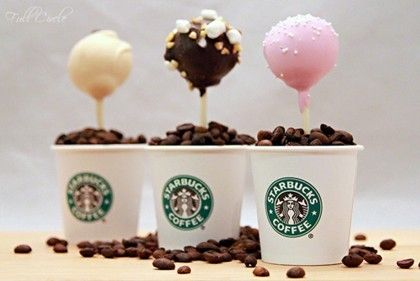 Go To Starbucks And Try These Cake Pops I Love Them So Much