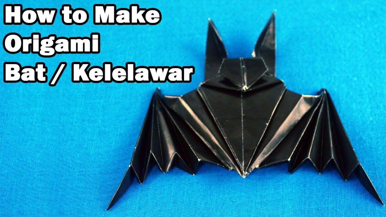 Seputar Dunia: Membuat Origami Naga Keren | 720x1280