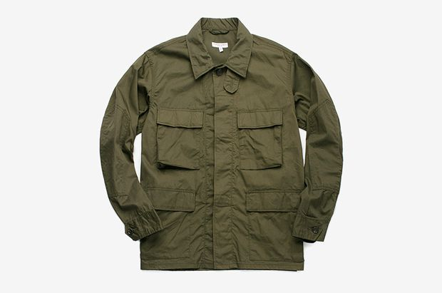 Inventory Magazine - Inventory Updates - Engineered Garments High Count Twill BDU Shirt