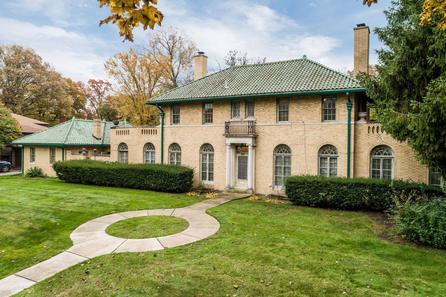Homes For Sale In Palmer Woods Detroit