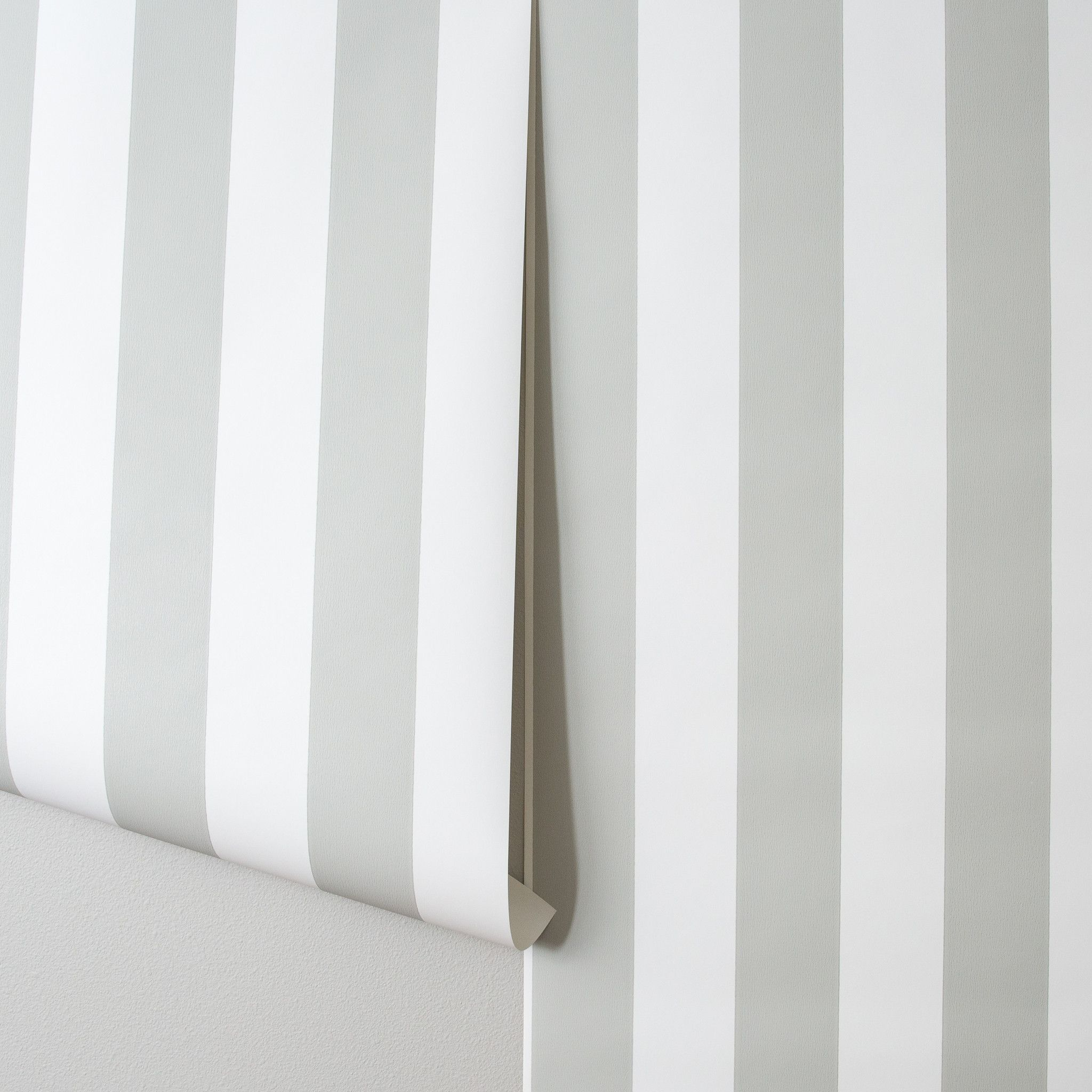 Awning Stripe Wallpaper Striped wallpaper, Magnolia