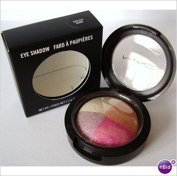 """Mac's """"Girlish Romp"""" mineral eye shadow"""