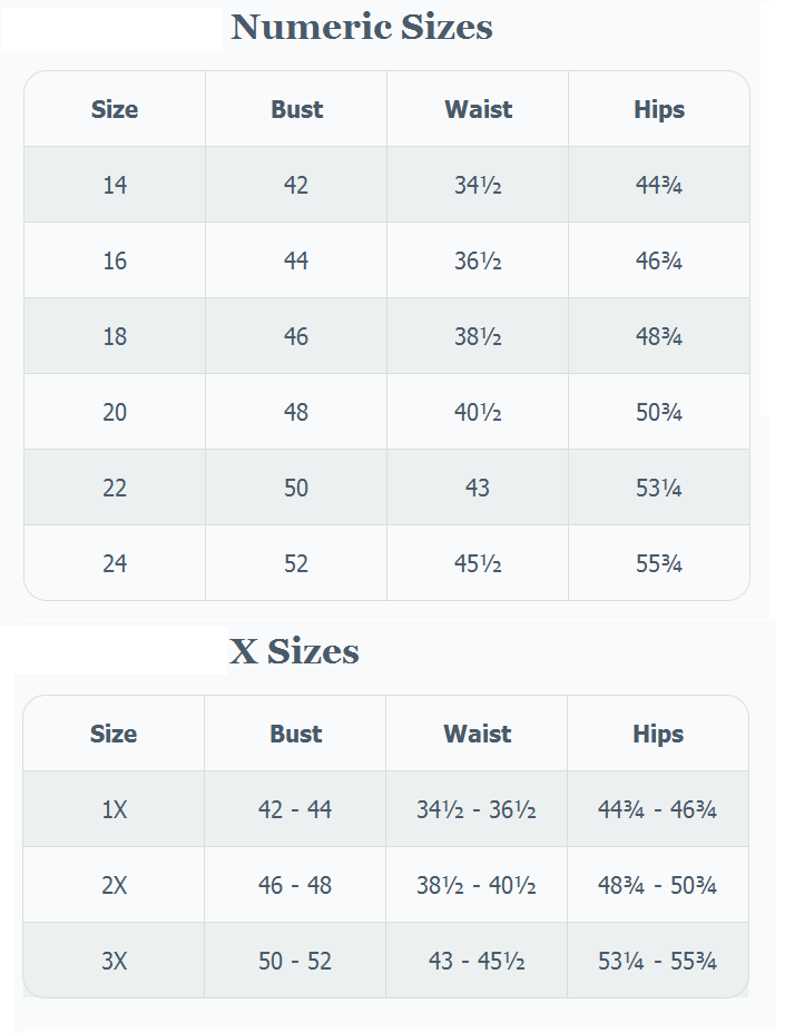 Three dots plus size charts from http sizecharter also vince camuto women   chart via nordstrom brand name rh pinterest