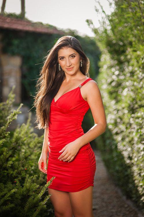 russische sexy Mädchen Bild