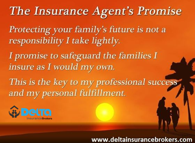 Delta Insurance Brokers Has All Kinds Of Insurance Plans For You