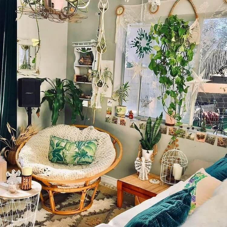 Fascinating Bohemian Style Home Decor Ideas