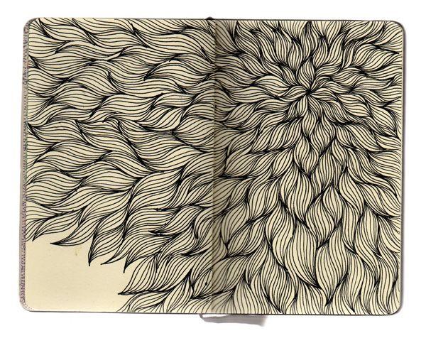 50 Beautiful Sketchbook Drawings For Inspiration