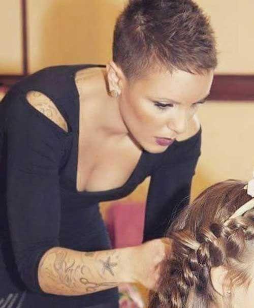 Muy Popular Cortes De Pelo Corto Para Las Mujeres Pelo Pinterest