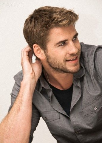 Liam Hemsworth Interview Boys Haircuts Haircuts For Men Liam Hemsworth