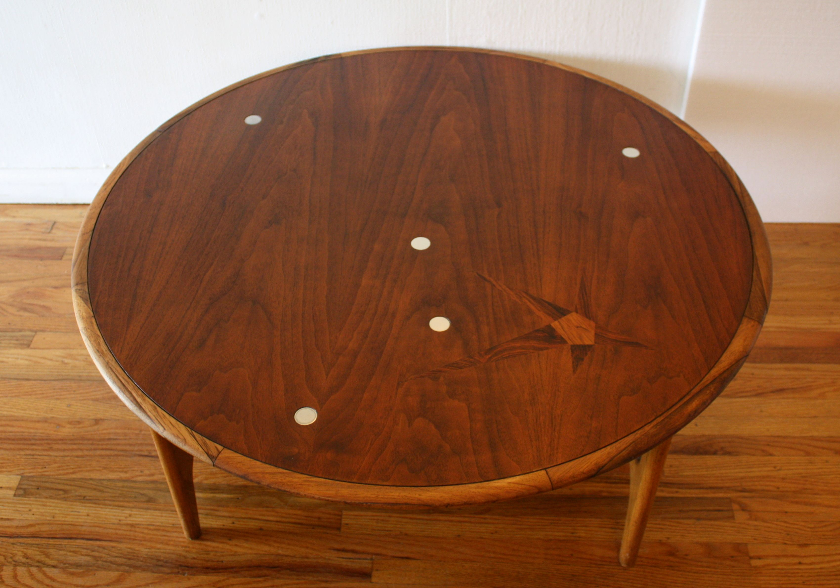 Picked Vintage Round Coffee Table Modern Coffee Table Circle Coffee Tables [ 2380 x 3400 Pixel ]