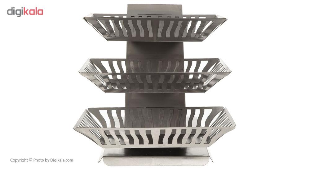 استند سرو نان کد ۰۰۹ آنتیک کالا Plastic Laundry Basket Home Decor Decor