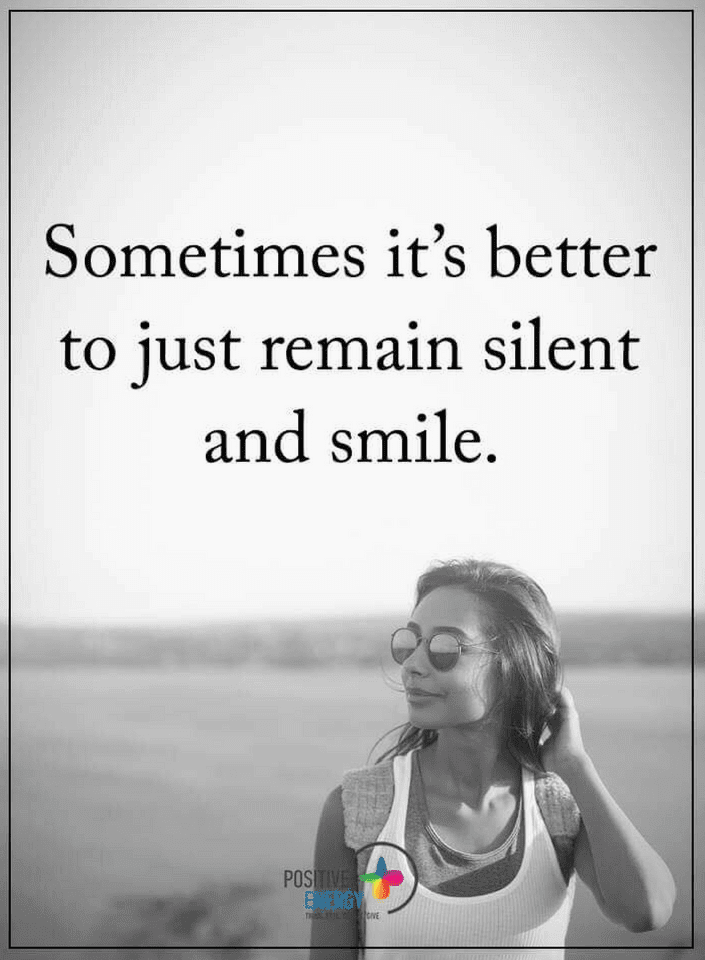 Quotes You Don T Have To Answer Everyone Who S Pointing At You Stay Silent And Move Positive Quotes Silent Quotes Inspirational Words