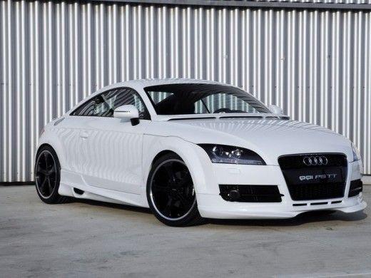 Audi TT RS 8J Interior