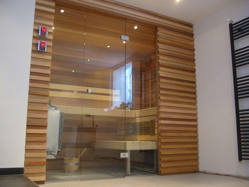 Sauna In Badkamer : Cerdic combi sauna product in beeld startpagina voor badkamer