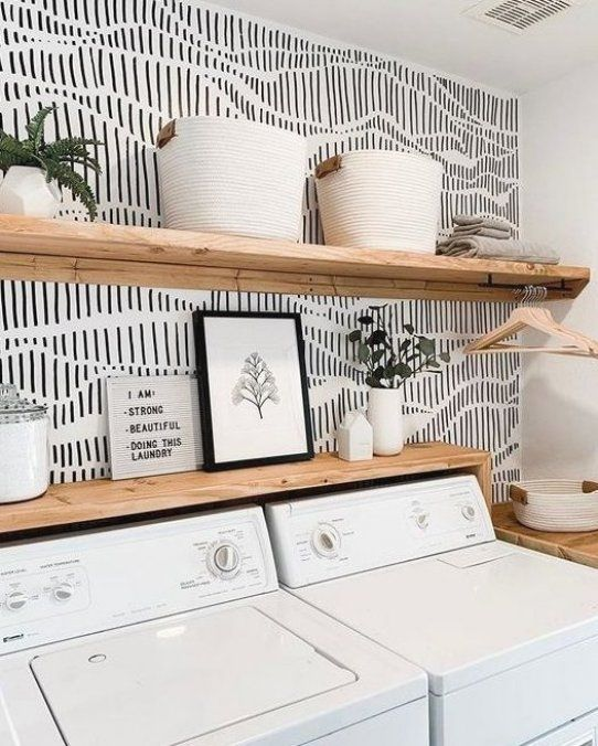 Need to organize your small laundry space  Here are 15 of our best laundry closet organization ideas      organizedlaundryroom  laundryclosetorganization  smalllaundrysolutions  laundryorganizationideas  smalllaundryorganization  tidylaundryroom #