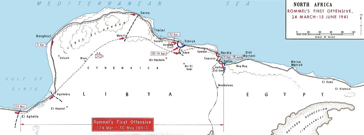 North africa map wwii pinterest africa map north africa and or just the afrika korps was the german expeditionary force in libya and tunisia during the north african campaign of world war ii gumiabroncs Image collections