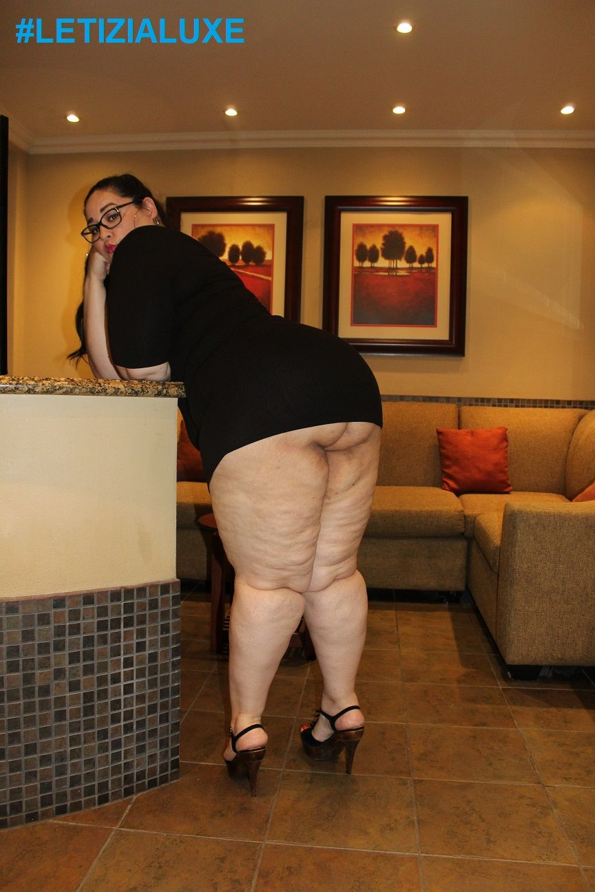 Bbw black amateur