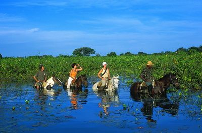 Pantanal – Horse back riding in Brazil