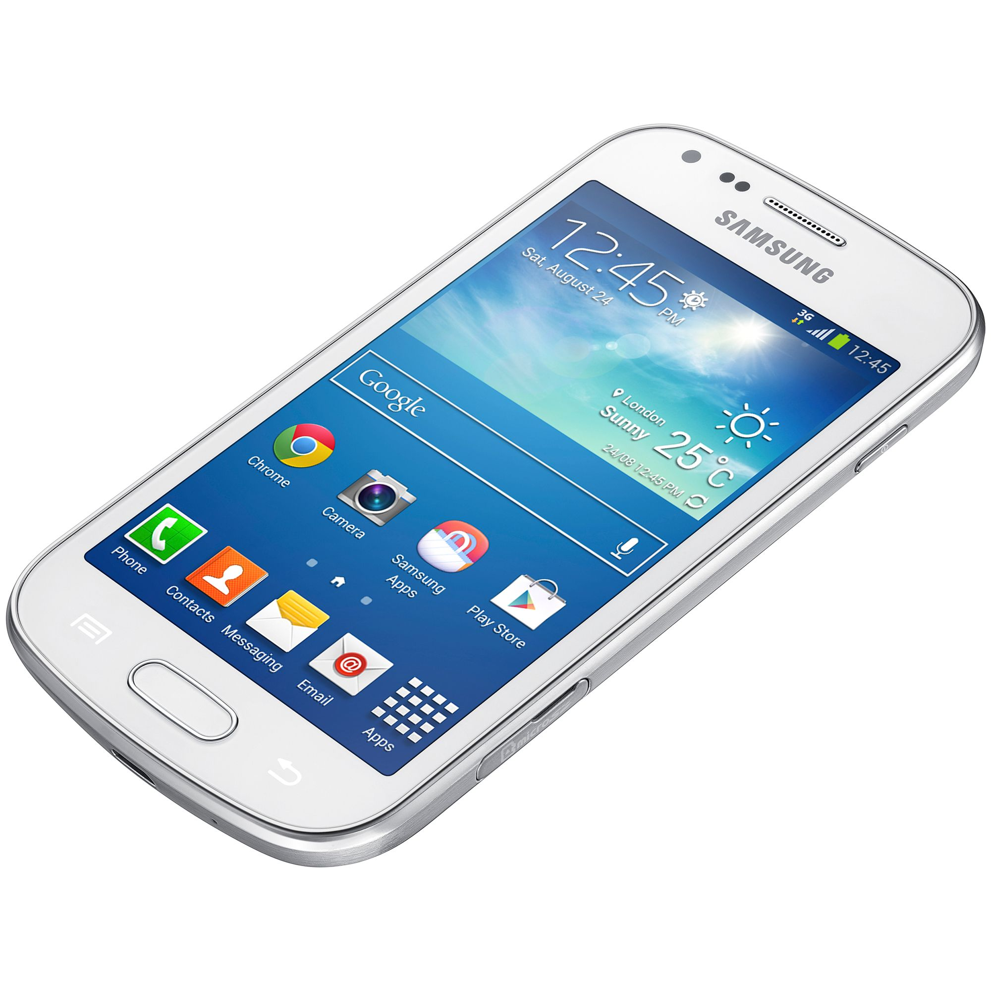 Samsung S7580 Trend Plus (With images) Samsung galaxy