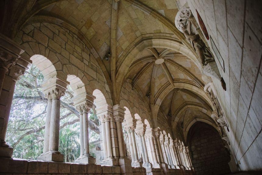 The Ancient Spanish Monastery Wedding Photography 4