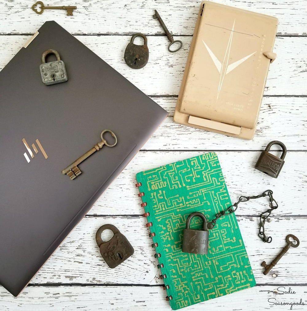 Diy password book good passwords bullet journal how to