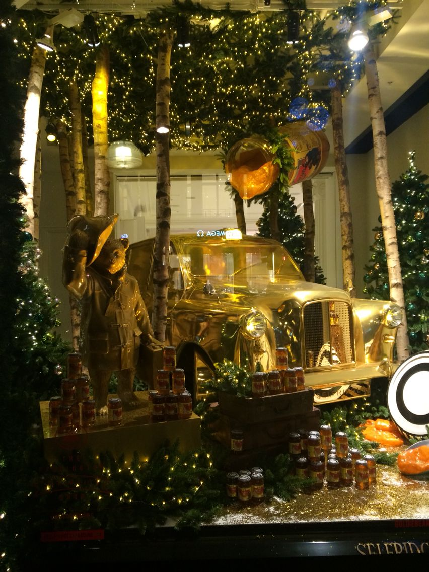 Selfridges Christmas 2014