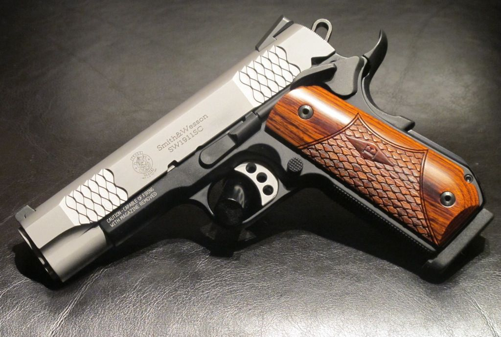Smith & Wesson 1911 E-series sc