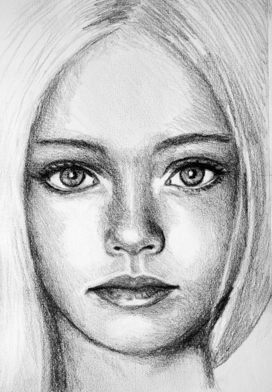 Beautiful girl face drawing girl sketches face beautiful girl face sketches pretty girl