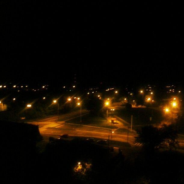 Noc, a nocą gdy nie śpię. ...