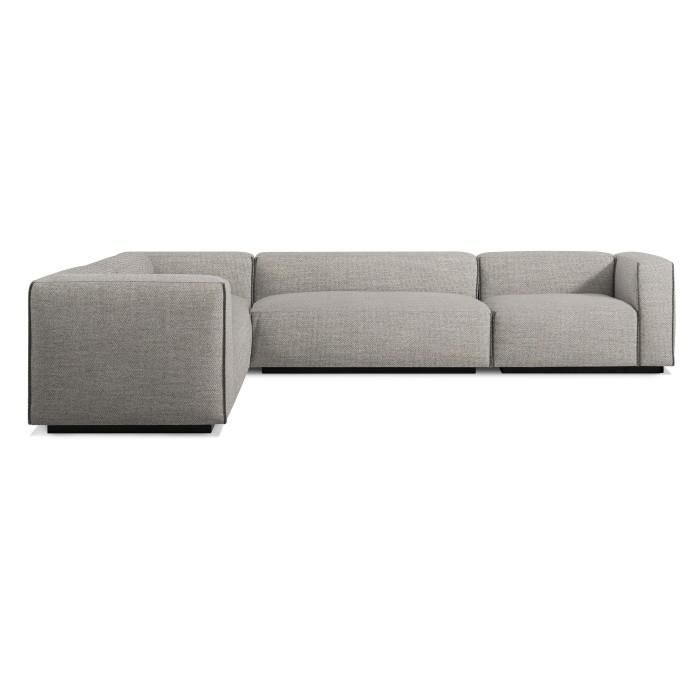 Blu Dot Cleon Large Sectional Sofa In 2019 Modular