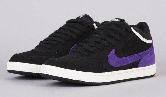 comprar baratas tecnicas modernas encontrar mano de obra Nike SB Challenge Court - Black/Court Purple-Sail, without the ...