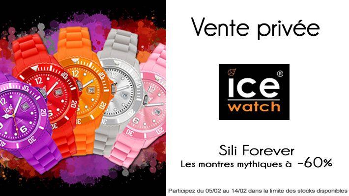 Une nouvelle vente privée à ne pas rater   la VP Ice Watch... Les ... 15a48207ffe0