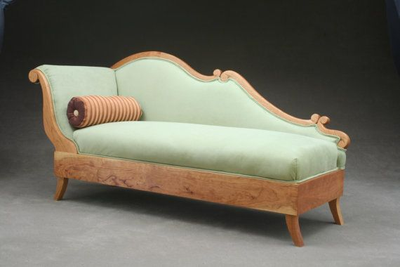 Fainting Couch by Venus Wood Work Sigh Yes Please