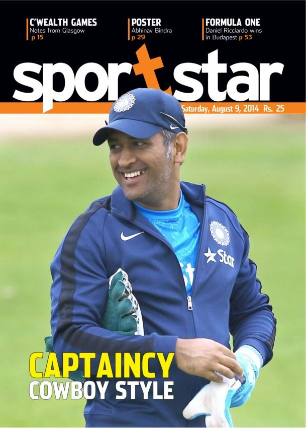 Sportstar August 9, 2014 edition - Read the digital edition by Magzter on your iPad, iPhone, Android, Tablet Devices, Windows 8, PC, Mac and the Web.
