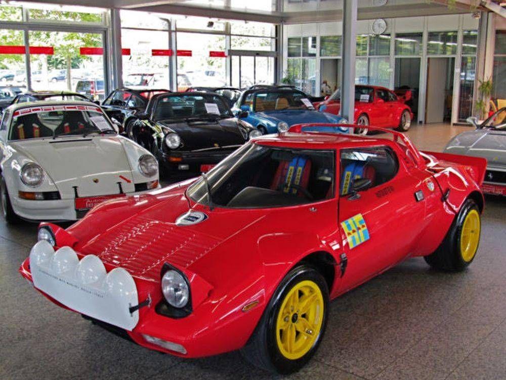 Lancia Stratos HF   Italian Beauties   Pinterest   Classic trader