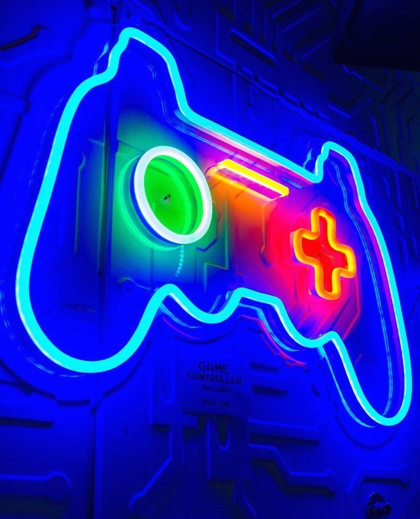 GAME CONTROLLER NEON LIGHT 1000 i 2020