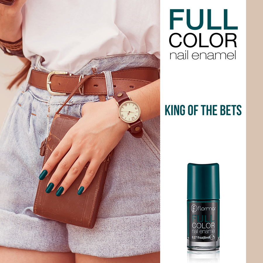 Add color to fall with Full Color! Which Full Color Nail Enamel do ...