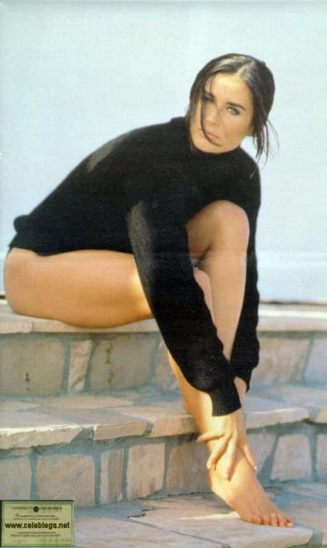 Opinion Demi moore sexy legs doubt it