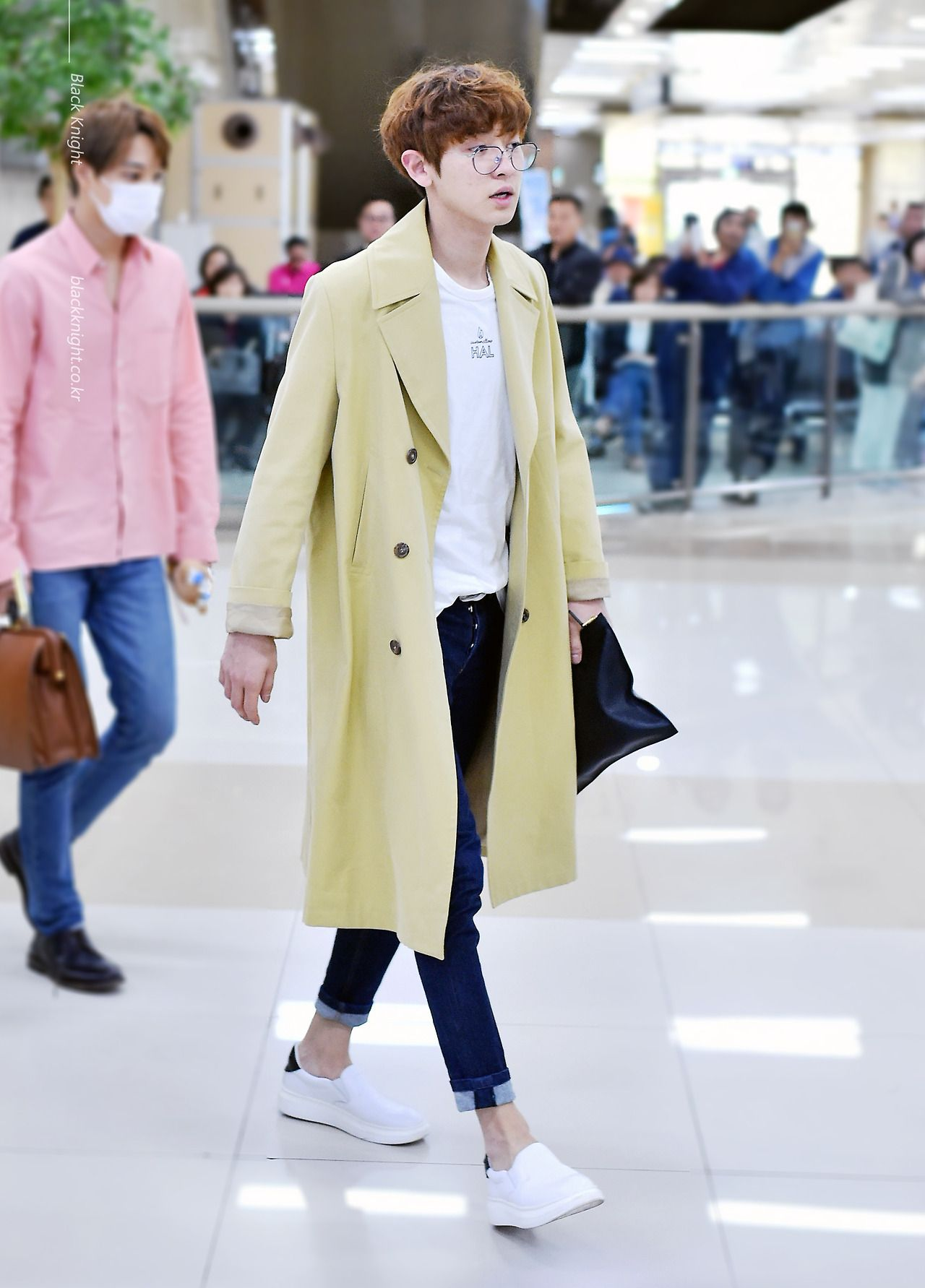 Pin By Rachel Walker On Chanyeol Korean Fashion Kpop Kpop Fashion Male Exo Airport Fashion Sehun