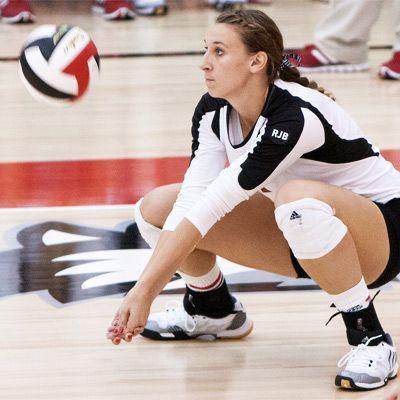 Mackenzie Roddy Named Candidate For Senior Class Award Women Volleyball Class Awards Mens Volleyball